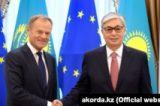 Дональду Туску написали о «вопиющих нарушениях прав исвобод» вКазахстане