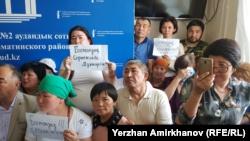 «Власти Китая судят руками казахов». Речь Серикжана Билаша