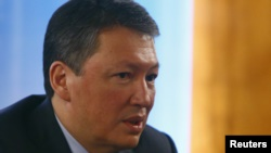 Зять бывшего президента Казахстана Нурсултана Назарбаева Тимур Кулибаев.