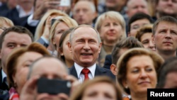 Владимир Путин. Лицо власти