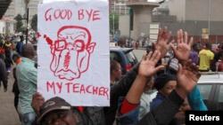 Смерть динозавра. Как правил Роберт Мугабе, один из худших диктаторов мира