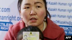 Гульзира Ауельхан, одна из бывших узниц «лагеря перевоспитания» в Синьцзяне.