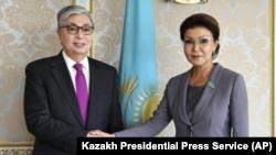 Дарига Назарбаева. Одна ступенька до самого верха