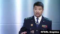 Самат Исабеков.