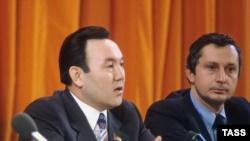 Назарбаев. 30 лет у власти