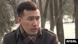 Политолог Шалкар Нурсеитов.