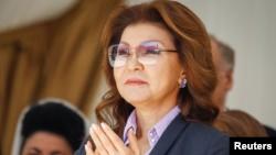 Вехи Дариги Назарбаевой